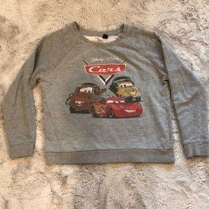 Disney Cars sweatshirt size med